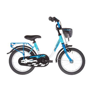 """Vélo Enfant VERMONT RACE 14"""" Bleu 2019"""